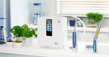 Home water ionization systems