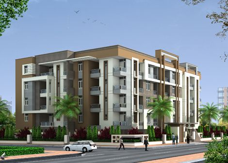 2 and 3 BHK Spacious Flats in Jaipur