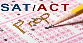 ACT preparation or SAT preparation
