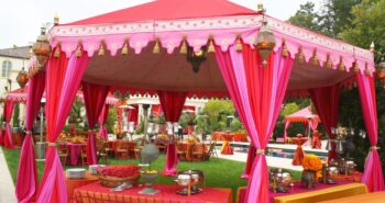 colorful wedding decoration ideas