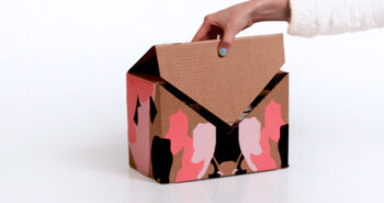 eco friendly printed-box