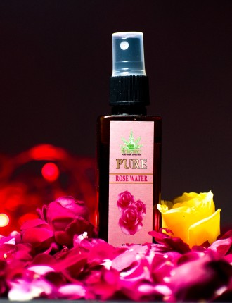 Rose Water For Face Benefits