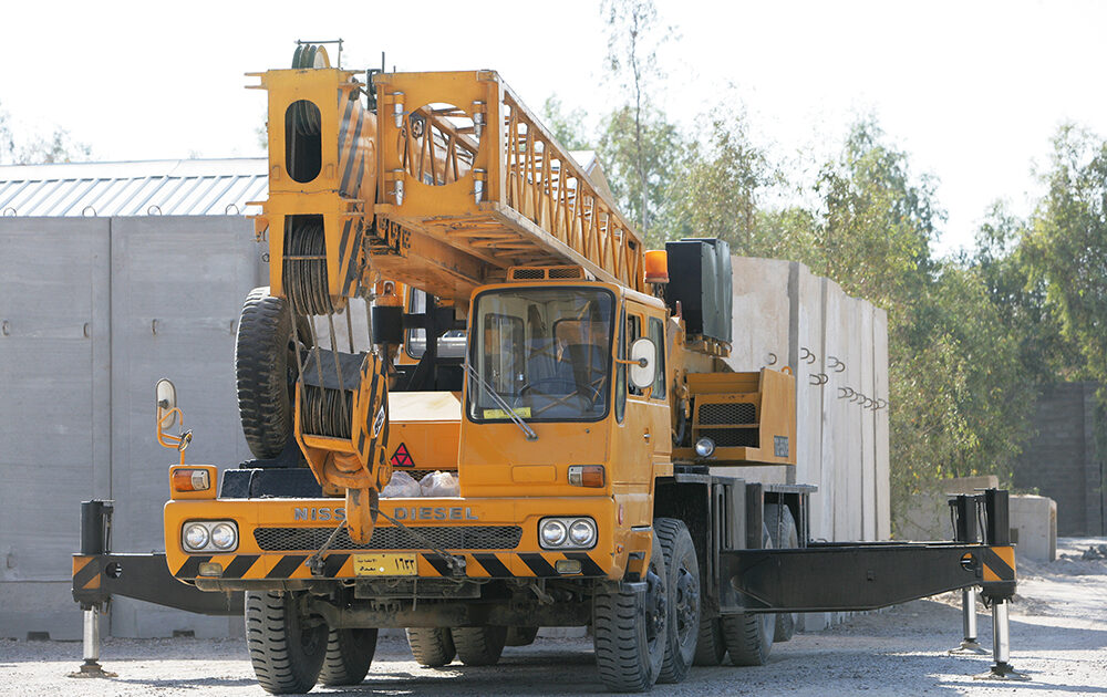lifting equipment services in Houston
