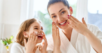 winter skincare tips for kids