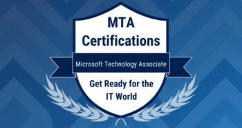 MTA Certifications Exam