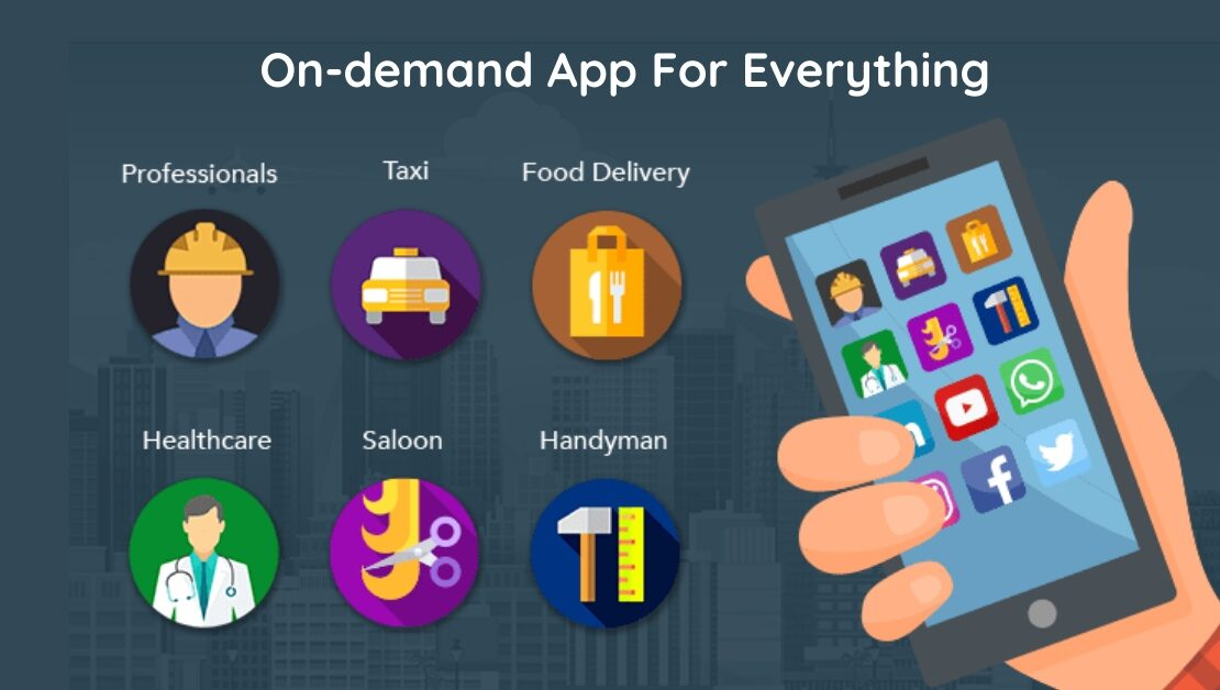 On-demand App For Everything
