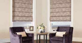 Roman blinds in Leeds