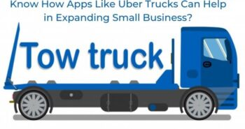 Uber Like On-Demand Trucking Mobile App Development