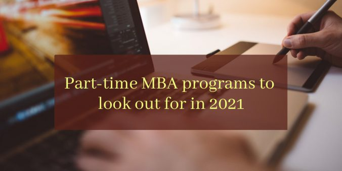 part-time MBA programs