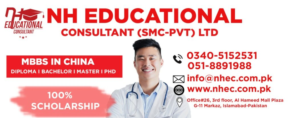 China Educational Consultant in Islamabad