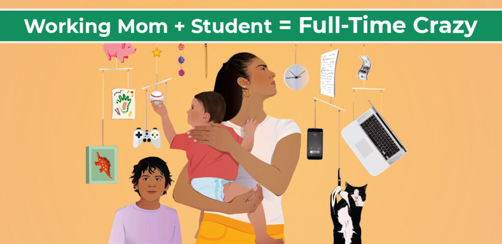 Working Mom and Student 3.2