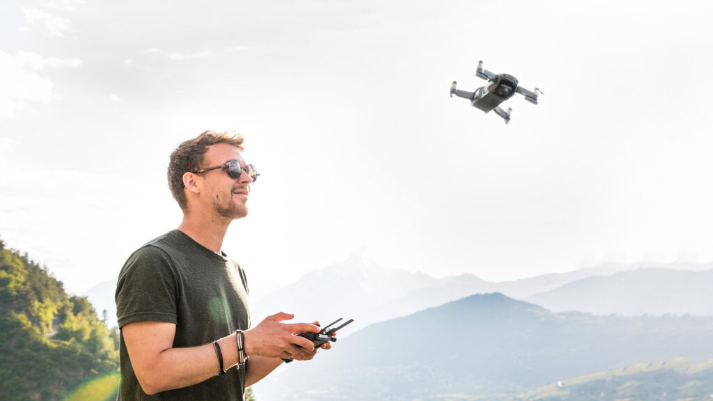 drone services United States