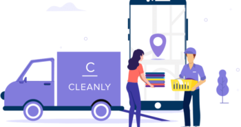 dry cleaning app