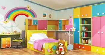 best kidsroom interior designer in Gurgaon