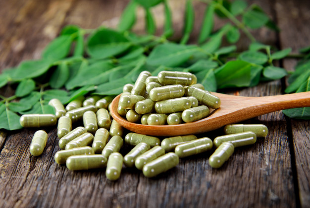 moringa capsules benefits