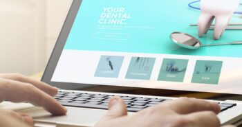 dental website design and marketing