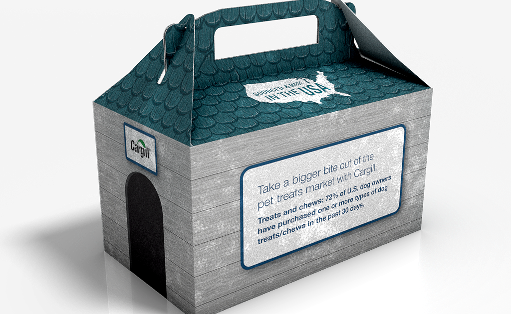 Custom Printed Gable Boxes
