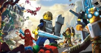 Five best Lego video games