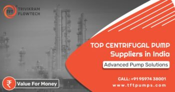 Pump Suppliers India