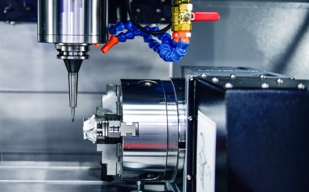 The Advent of Modern CNC Machines