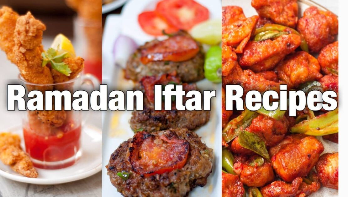 Different Iftar recipe ideas to try at home this Ramadan