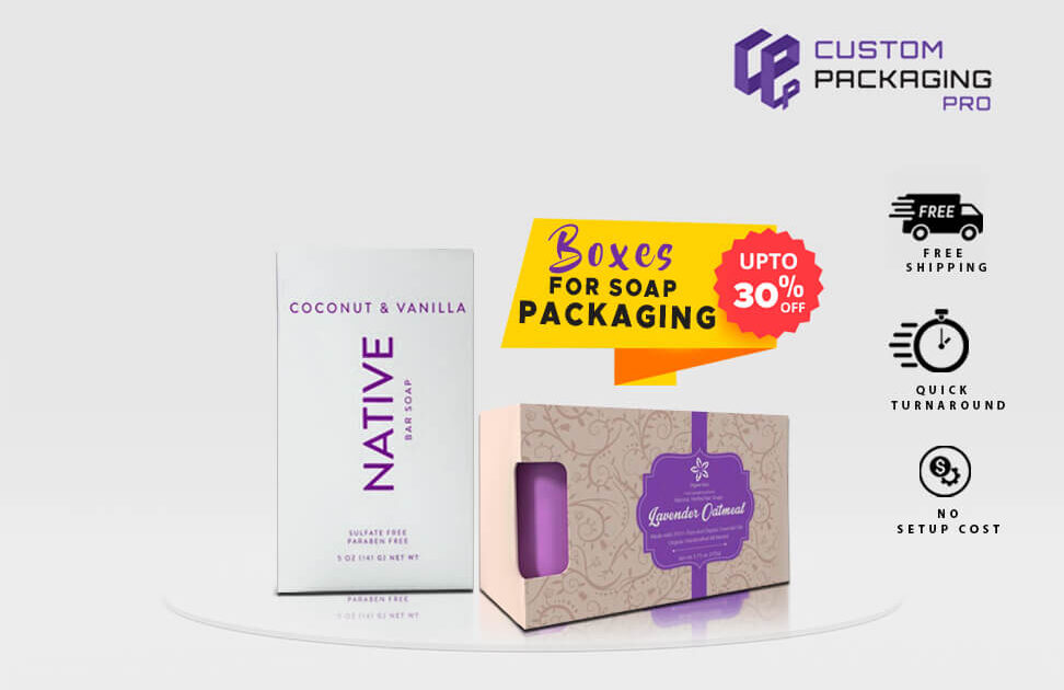 Boxes for Soap Packaging