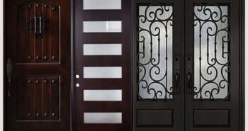 WHAT ARE THE DIFFERENT TYPES OF FRONT DOORS