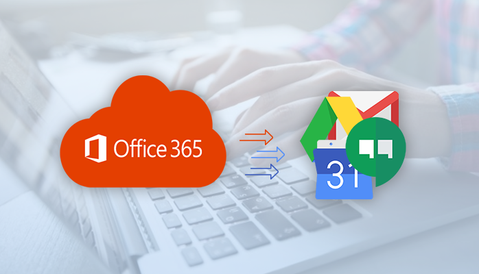 Office 365 to Google Apps