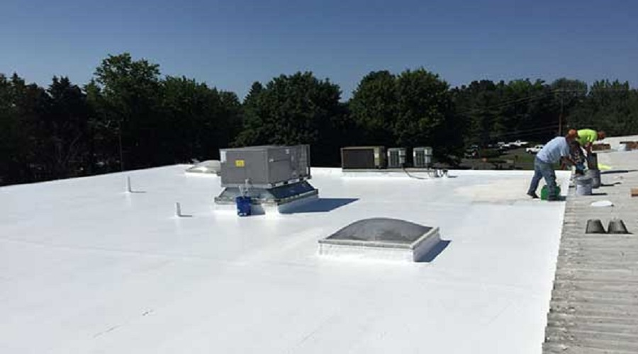Commercial Roof Coating Experts in Maryland