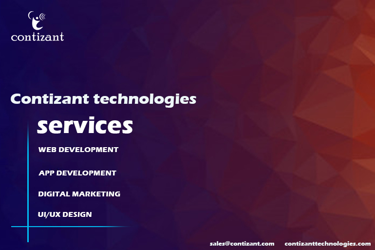 The best IT Development Services by Contizant Technologies