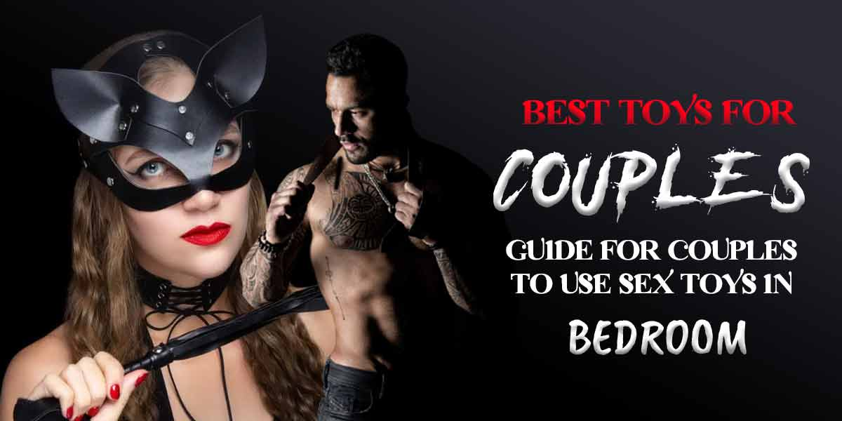 Best Toys for Couples