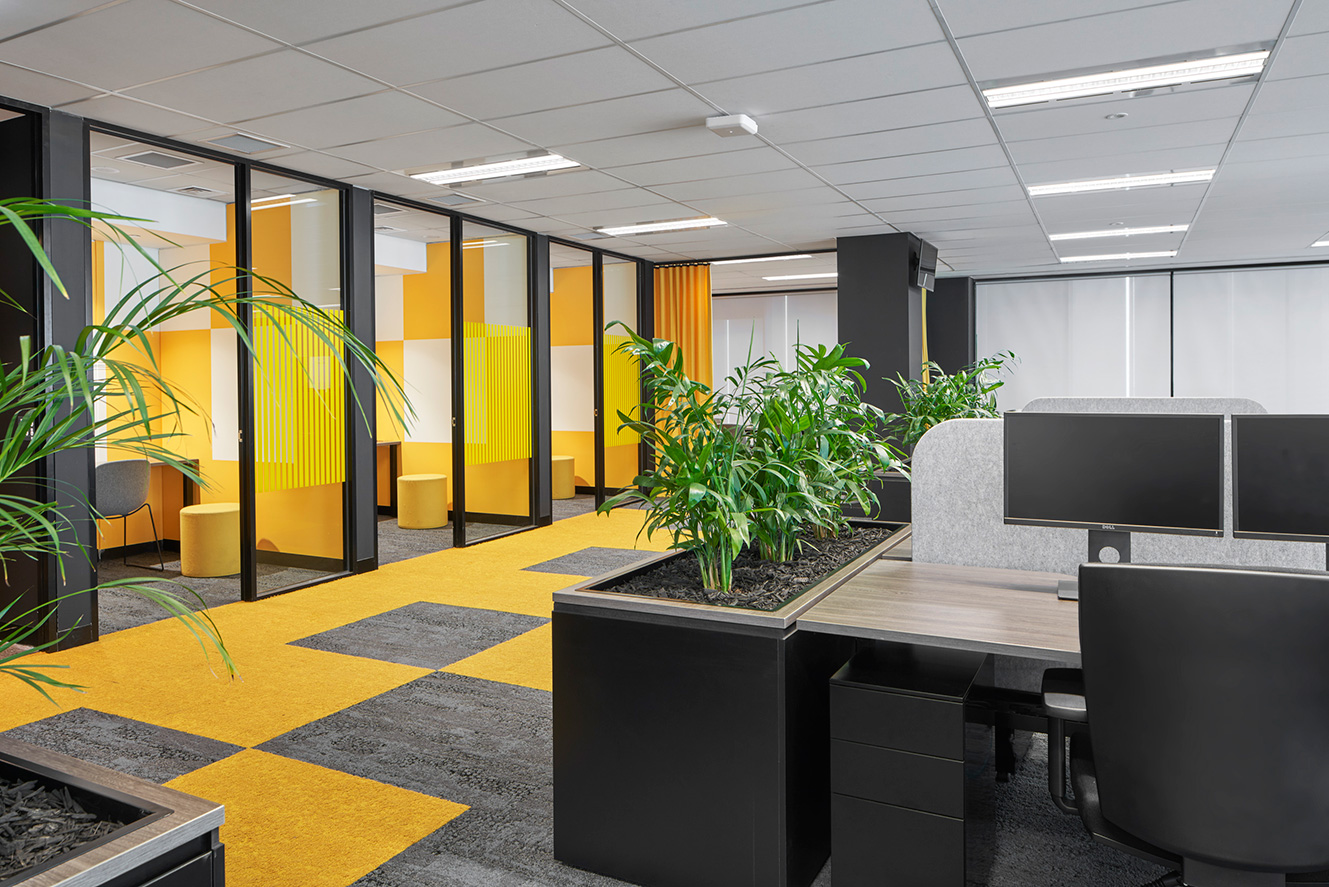 Commercial Fitout Company