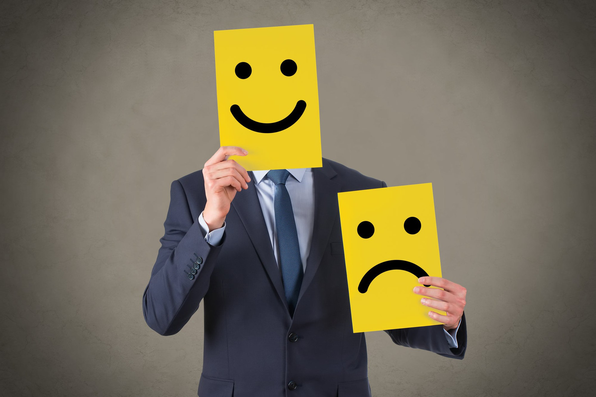 Deal with Negative Emotions