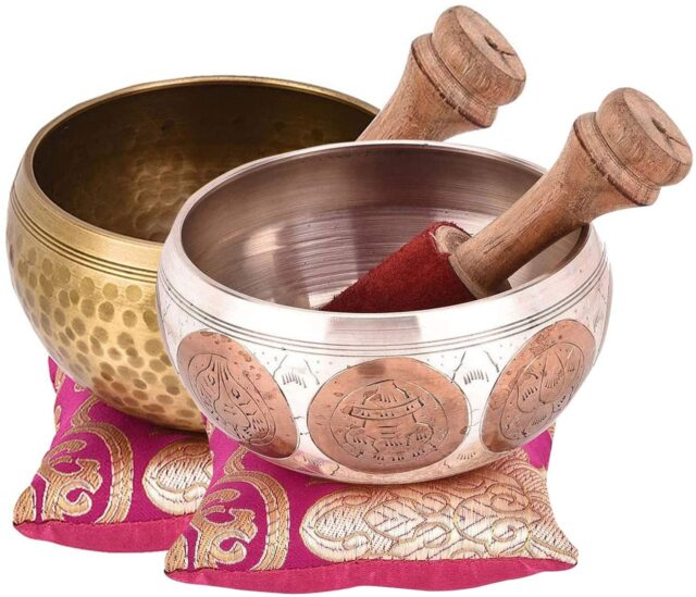 Know the Benefits of Tibetan Singing Bowls