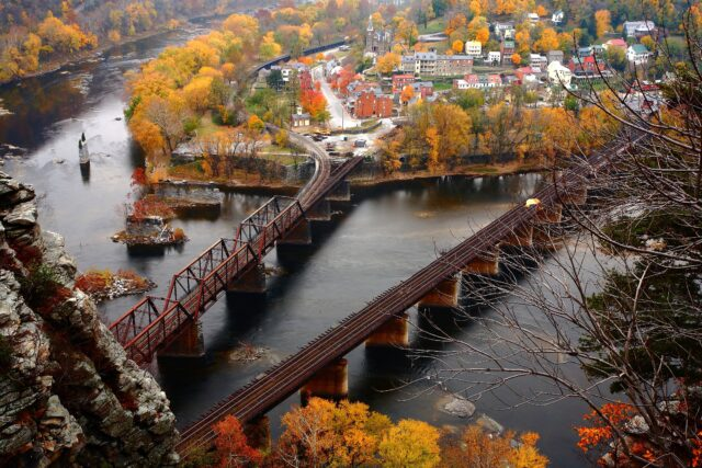 Visit 11 Most Beautiful Towns In America