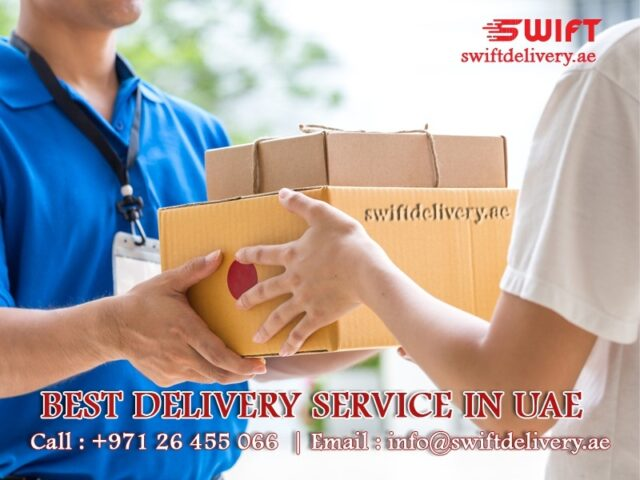 BEST DELIVERY SERVICE IN UAE