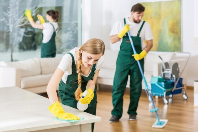 Apartment Cleaning Service in Phoenix AZ