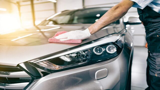 car cleaning geelong