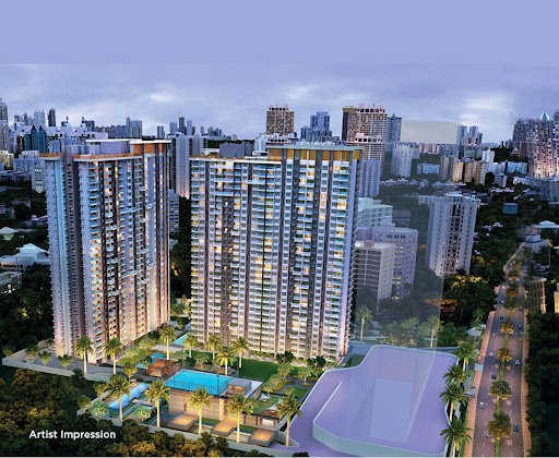 2 bhk flats for sale in Wagle Estate