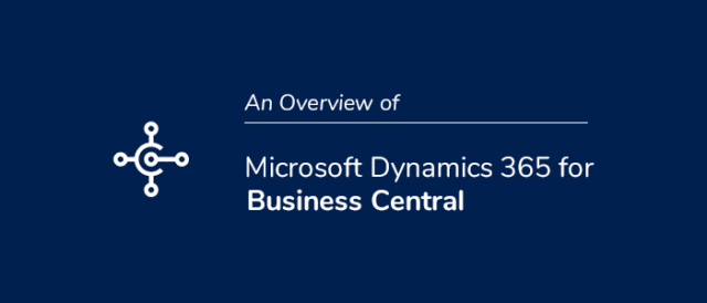 Microsoft-Dynamic-365-Business-Central