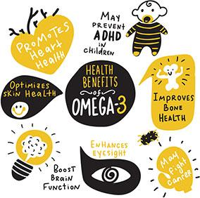 Omega 3 for Better Joints, Brain, Heart, and Liver