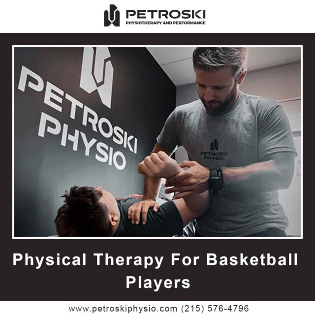 Physical Therapy For Basketball Players