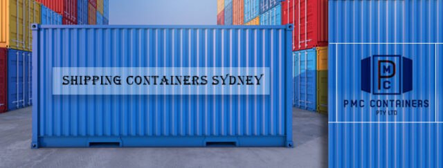Sydney Shipping Containers