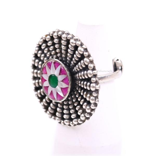 Silver Ring For Girls