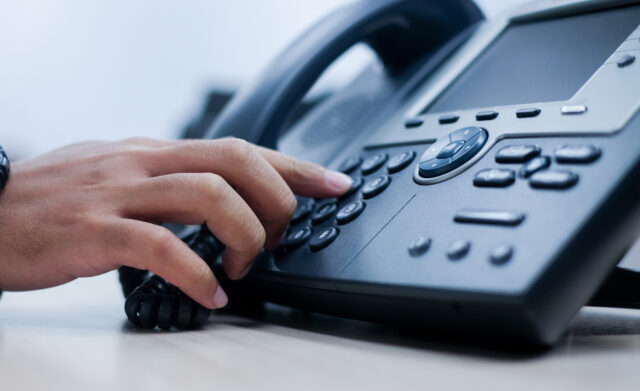 Accessibility of the Virtual Phone System