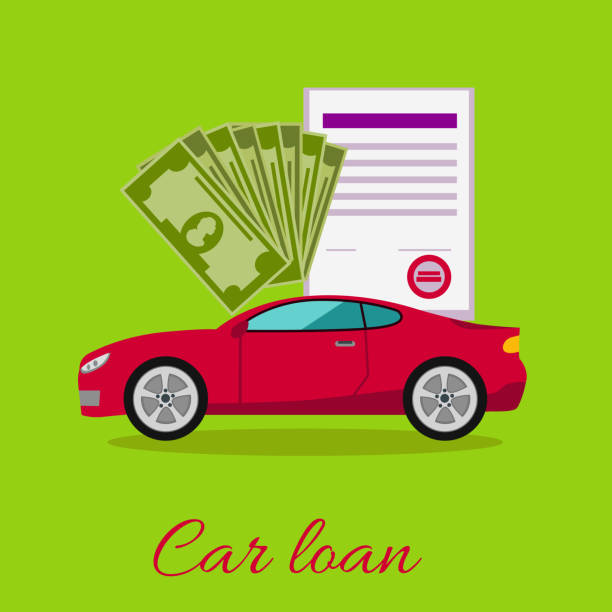 What are fixed and floating interest rates on used car loans?