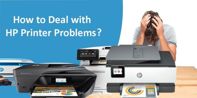 How to Deal with HP Printer Problems