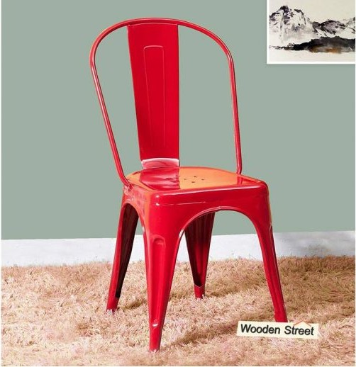 Metal chair online in india