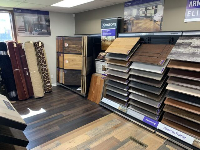 Room by room guide to selecting flooring materials